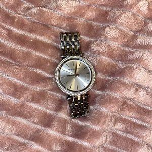 Authentic MICHAEL KORS Darci 3 Hand watch